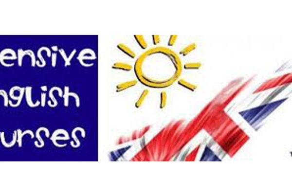 Cursos intensivos de verano en inglés