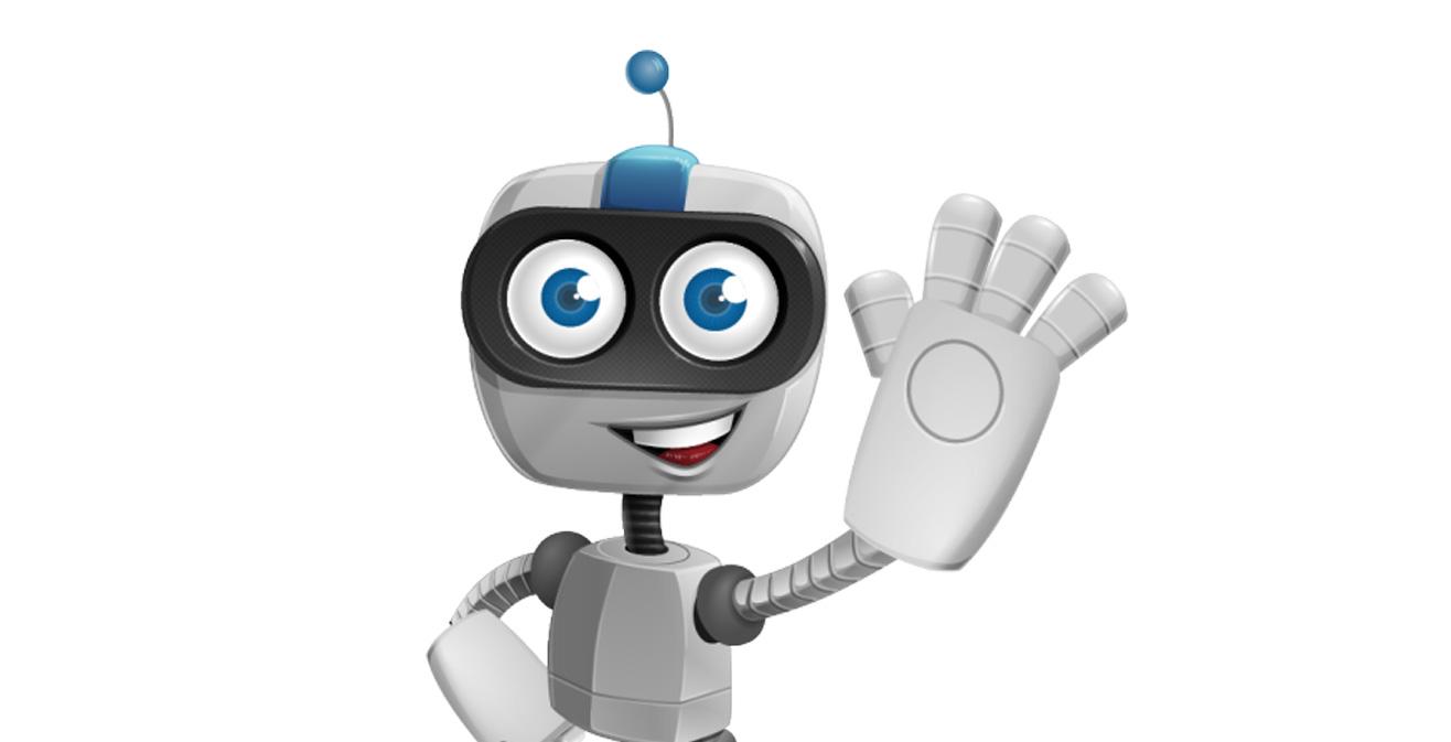 Campamento de robótica en inglés